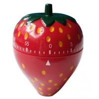 Wholesale Red Strawberry Novelty Kitchen Timer Popular Household Products from china suppliers