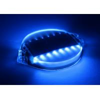 Buy cheap Super bright LED Solar Barricade Lights , Traffic Barricades Decorative Garden Lights from wholesalers
