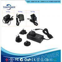 Wholesale 5V 2a AC DC Wall Power Supply Adapter Plugs Travel Voltage with EMI filter from china suppliers