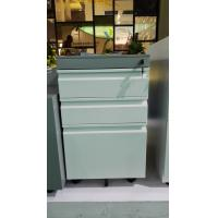 Wholesale mobile filing cabinet with drawer FYD-H007,one shape handle ,no recessed handle, in stock from china suppliers