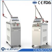 Wholesale 1064nm&532nm pigmentation removal q switched nd yag laser machine from china suppliers