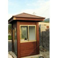 Wholesale WPC outdoor watchman shelter OLDA-6021 2.5m*2.5m*3m from china suppliers