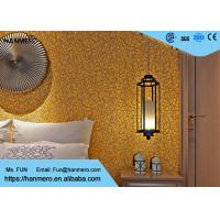Wholesale Soundproof Bronzing Modern Removable Wallpaper With Crevasse Crack Pattern from china suppliers