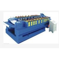 Wholesale Full Automatic Metal Door Frame Roll Forming Machine with Hydraulic Galvanized Steel from china suppliers