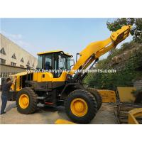 Wholesale 938 Wheeled Frond End Loader With 40km/H Max.Speed Of Yj315 Transmission Grab Fork As Optional from china suppliers