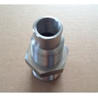 Wholesale Tube stainless steel 304 cnc machining parts polish carton and pallet package from china suppliers