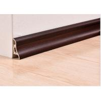 Quality Luxury Wooden White Plastic PVC Skirting And Cover For Veranda for sale