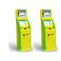 Wholesale OEM Free Standing Windows XP LCD HealthCare Kiosk Digital Bill Payment Kiosk from china suppliers