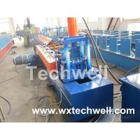Wholesale Rolling Door Track Roll Forming Machine from china suppliers
