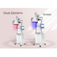 Wholesale Light Therapy Diode Laser Hair Growth Machine For Improve Scalp Health / Transplant Hair Survival from china suppliers