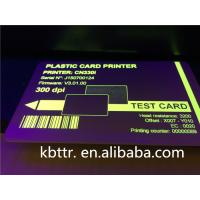Wholesale High quality  uv card printer ribbon yellow red green blue color from china suppliers