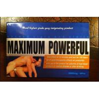 Quality Maximum Powerful Sexual Performance Enhancement Pill Male Libido Enhancement Pills for sale