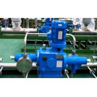 Wholesale Double Head Hydraulic Diaphragm Metering Pump 2000LPH 25bar Motor Driven from china suppliers