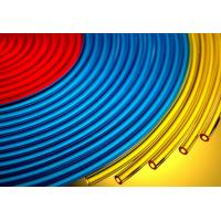 Wholesale Wire Insulation Protection Coloured PVC Tubing  VW-1 Sleeves ID 1.0mm - 30mm from china suppliers