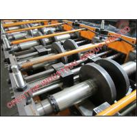 Wholesale Galvanised Steel C Profiled Purline Roll Former Machine With Cr12 Mould Steel Rollers from china suppliers