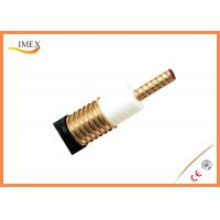 """Wholesale OEM 50ohm 3"""" 1/2 or 7/8 rf coaxial feeder cable for Wireless Base Station from china suppliers"""