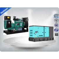 Wholesale Three Phase Silent Diesel Generator 300kw / 375kva Compact Structure , Easy Installation from china suppliers