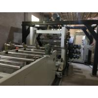 Wholesale Twin Screw PET Sheet EXtrusion Line Pet Sheet Production Line Thermoforming For Folding Box from china suppliers