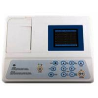 Wholesale Single Channel ECG 12 Leads 5 inch Color LCD Only 2.8Kgs Weight from china suppliers