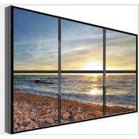 Wholesale RGB Vertical Stripe HDMI Video Wall Digital Signage 2 x 2 led video walls from china suppliers