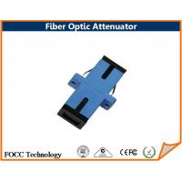 Wholesale High Power 10db Fiber Optic Attenuator SC UPC Plastic Body For Network from china suppliers