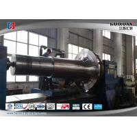 Quality 34CrNiMo6 Wind Turbine Main Shaft Forging 6000T Open Die Hydropress for sale