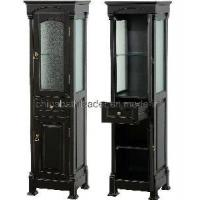Wholesale Bathroom Storage Side Cabinet Vanity - 4 from china suppliers