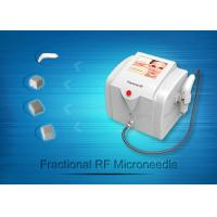 Wholesale Minimal Invasive fractional rf microneedle tips mesotherapy machine from china suppliers