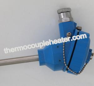 Quality PT100 Industrial s/r/b type plastinum-rhodium temperature meter thermocouple sensor for sale