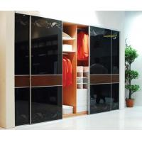 Wholesale Modern Indoor Sinoy Black Lacquered Glass Waterproof With 3mm - 6mm Thickness from china suppliers