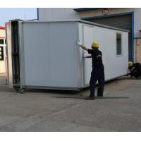 Wholesale economical outdoor mobile house combine container laundry house from china suppliers
