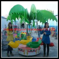Wholesale Rotating Flying Fish kiddie ride for 12 kids for amusement park from china suppliers
