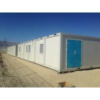 Wholesale Combined Standard Prefabricated Shipping Container Homes with Sandwich Panel Door from china suppliers