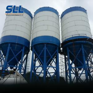 Wholesale Horizontal Design Grain Storage Silo , LSY230 100 Ton Bulk Cement Silo from china suppliers
