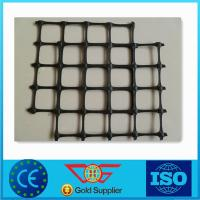 Wholesale Plastic PP Biaxial Geogrid For Railway With High Tension Resistance 30kn from china suppliers