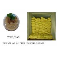 Wholesale XYD Refractory Calcium Lignin Sulfonate 95% Purity SGS BV Certification from china suppliers