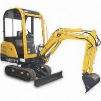 Wholesale Mini Excavator with 0.04cbm Bucket Capacity and Cummins/Perkins/Kubota Engines from china suppliers
