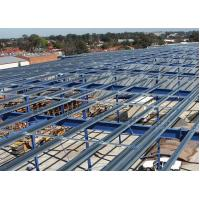 Wholesale Hot-Rolled Industrial Steel Buildings Fabrication For Portable Cabins from china suppliers