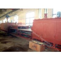 China Continuous Type Heat Treatment Furnace For Oil Cooler / Laminated Evaporator Brazing on sale
