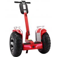 Wholesale Brushless 4000w Self Balancing Segway Two Wheeled Vehicle Double Samsung Battery from china suppliers