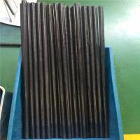 Wholesale PEEK  black rod with PTFE, graphite and carbon fiber from china suppliers