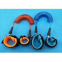 Wholesale Hot and New Arrival Orange/Blue/Green Anti-lost Retractable Children Safety Belts from china suppliers