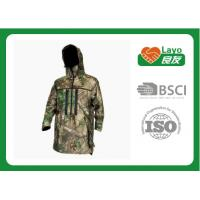 Wholesale Customized Outdoor Waterproof Rain Jacket For Women / Men Military from china suppliers