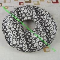 Wholesale Quilted Round Seat Cushion Pad , Cotton Memory Foam Dining Chair Cushions from china suppliers