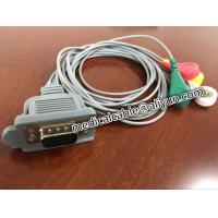 Wholesale cheap price for New type DB15Pin DMS 300VG Holter 5lead ecg cable with snap from china manufacturer from china suppliers