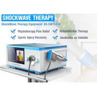 Wholesale Safety Electroshock Therapy For Plantar Fasciitis , Shockwave Treatment For Tennis Elbow from china suppliers