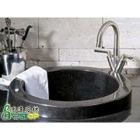 Wholesale Black Galaxy Granite Stone Sink from china suppliers