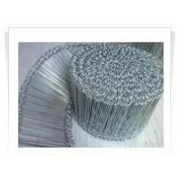 Buy cheap anping factory,Hot dipped galvanized u Pvc coated u type wire/Galvanized u type wire from wholesalers