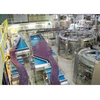 Wholesale 500-1000L / H Turn Key Small Scale Beverage Juice Production Line from china suppliers