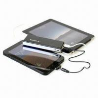 Wholesale 8000mAh High-capacity Charger for Tablet PC/iPad, CE/FCC Certified, RoHS Directive-compliant from china suppliers